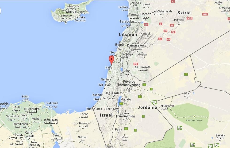 Horka ma adott, még csak Izraelben jár…