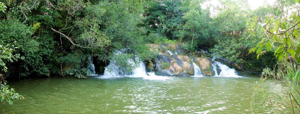 Vízesés 1 Mkushi, Zambia (fotó: disprot)