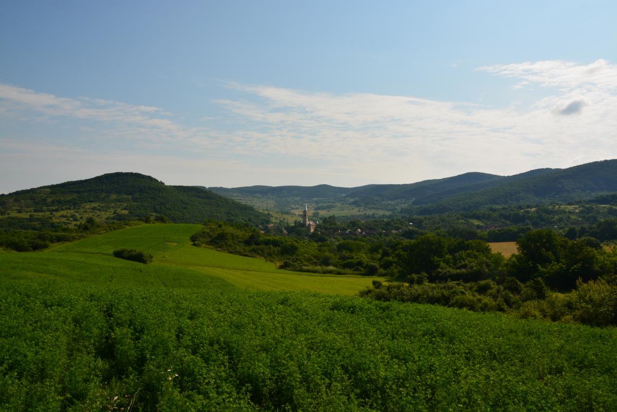 Omlás és környéke (fotó: Papp Ferenc)
