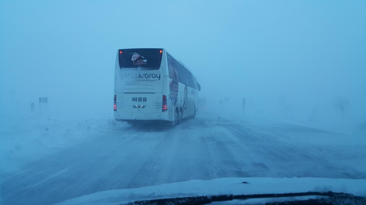 Hóvihar Konya március 21-én